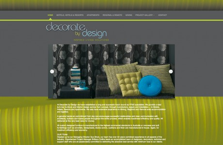 Decorate by Design
